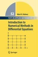 9780387511498: Introduction to Numerical Methods in Differential Equations