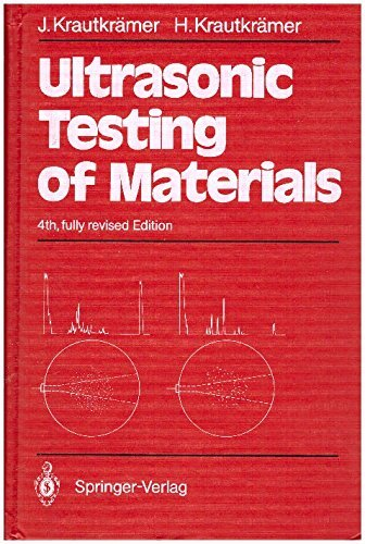 9780387512310: Ultrasonic Testing of Materials
