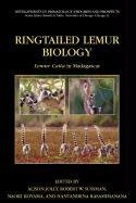 9780387512464: Ringtailed Lemur Biology