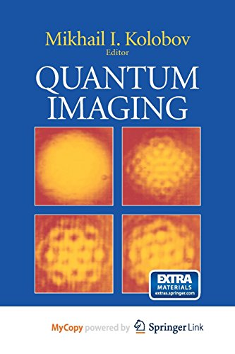 9780387513645: Quantum Imaging (Lecture Notes in Computer Science)