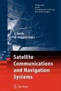 9780387516615: Satellite Communications and Navigation Systems