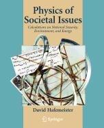 9780387522029: Physics of Societal Issues