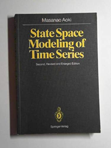 9780387528700: State Space Modeling of Time Series