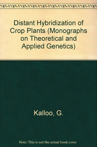 9780387531731: Distant Hybridization of Crop Plants (Monographs on Theoretical and Applied Genetics)