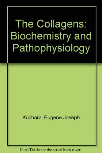 9780387533230: The Collagens: Biochemistry and Pathophysiology