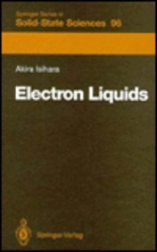 9780387535982: Electron Liquids (Springer Series in Solid-State Sciences)