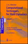 9780387536019: Computational Techniques for Fluid Dynamics: Specific Techniques for Differential Flow Categories