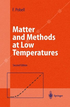 9780387537511: Matter and Methods at Low Temperatures