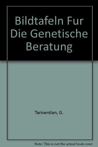 9780387537955: Bildtafeln Fur Die Genetische Beratung