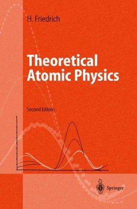 9780387541792: Theoretical Atomic Physics