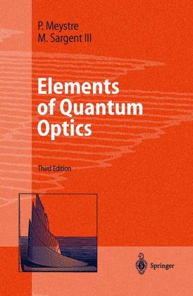 9780387541907: Elements of Quantum Optics