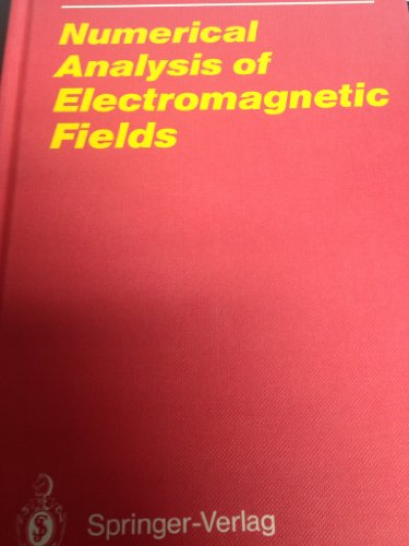 9780387547220: Numerical Analysis of Electromagnetic Fields (Electric Energy Systems and Engineering)