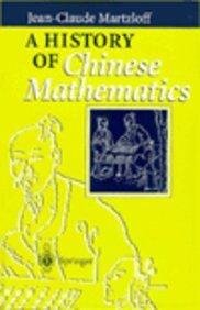 9780387547497: A History of Chinese Mathematics