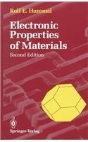 9780387548395: Electronic Properties of Materials
