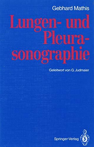 9780387548883: Lungen-Und Pleurasonographie