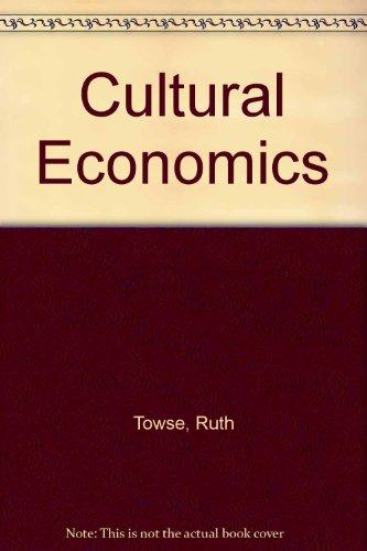9780387551999: Cultural Economics