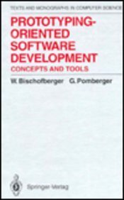 9780387554488: Prototyping-Oriented Software Development: Concepts and Tools (Texts & Monographs in Computer Science)