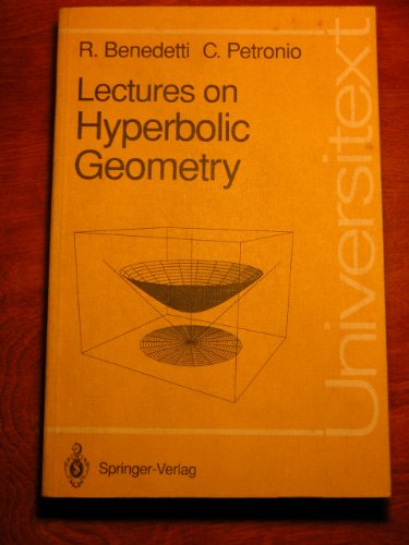9780387555348: Lectures on Hyperbolic Geometry (Universitext)