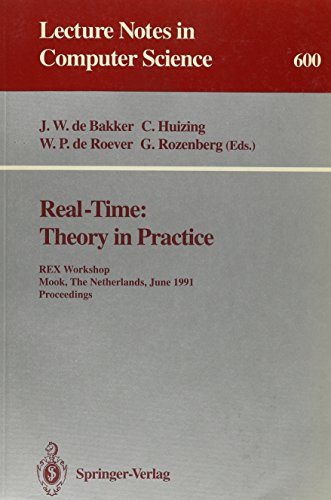 Real-Time: Theory in Practice : Rex Workshop: De Bakker, J.