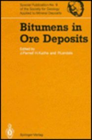 9780387556215: Bitumens in Ore Deposits (Special Publication No. 9 of the Society for Geology Applied to Mineral Deposits)