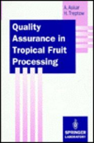 9780387557663: Quality Assurance in Tropical Fruit Processing (Springer Laboratory)