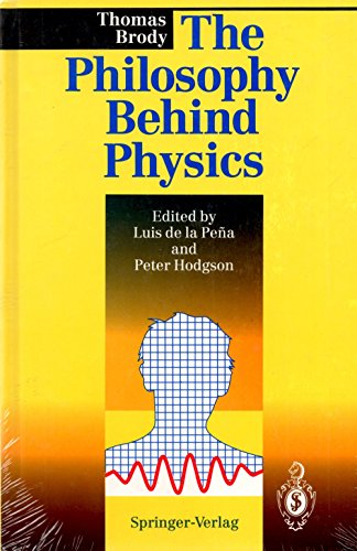9780387559148: The Philosophy Behind Physics