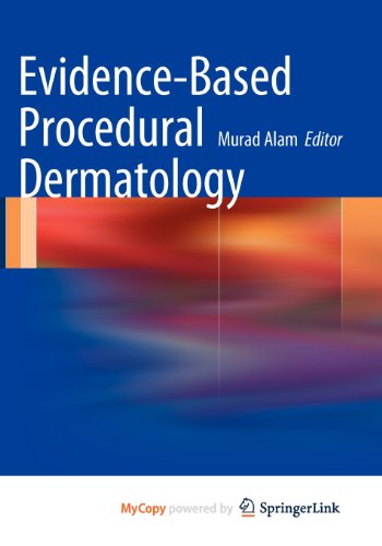 9780387560212: Evidence-Based Procedural Dermatology (Lecture Notes in Mathematics) (French and English Edition)