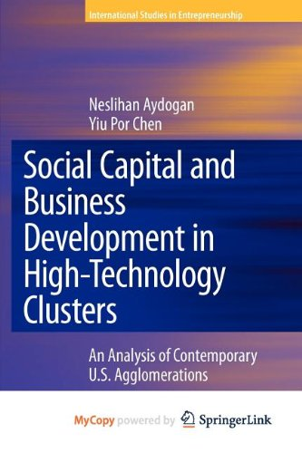 9780387565835: Social Capital and Business Development in High-Technology Clusters (E A T C S MONOGRAPHS ON THEORETICAL COMPUTER SCIENCE)