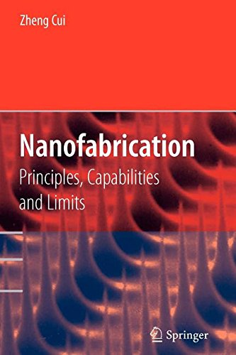 9780387567297: Nanofabrication (Texts & Monographs in Physics)