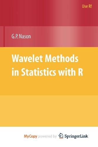 9780387567556: Wavelet Methods in Statistics with R
