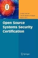 9780387568874: Open Source Systems Security Certification