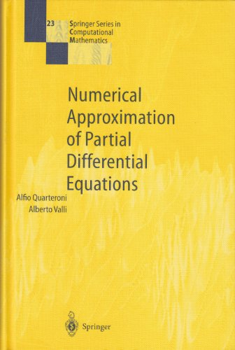 9780387571119: Numerical Approximation of Partial Differential Equations
