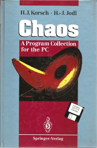 Chaos: A Program Collection for the PC/Book and 2 Disks