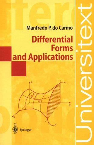 9780387576183: Differential Forms and Applications