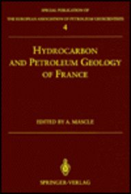 9780387577326: Hydrocarbon and Petroleum Geology of France (Special Publication of the European Association of Petroleum Geoscientists)