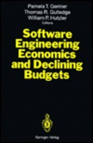 9780387578088: Software Engineering Economics and Declining Budgets