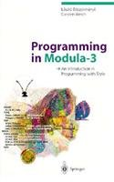 9780387579122: Programming in Modula-3: An Introduction in Programming with Style