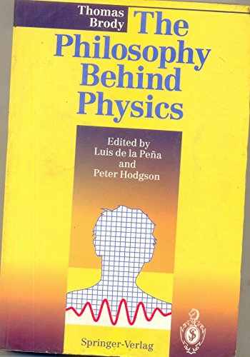 9780387579528: The Philosophy Behind Physics