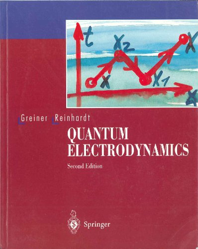 9780387580920: Quantum Electrodynamics