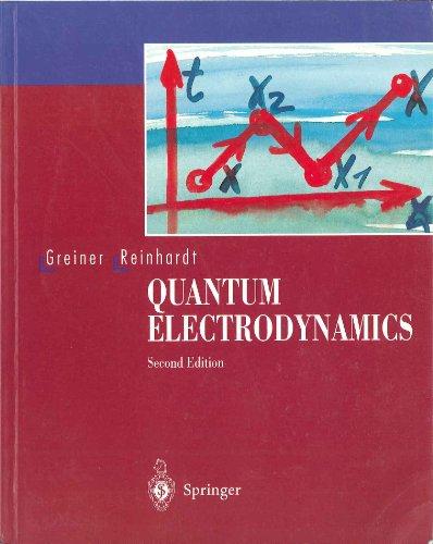 9780387580920: Quantum Electrodynamics (Corr Corr Print) (Theoretical Physics, V. 4)