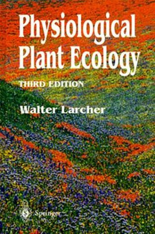 9780387581163: Physiological Plant Ecology