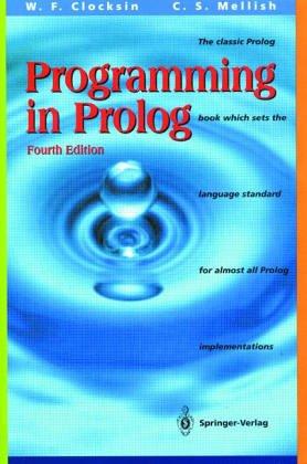 9780387583501: Programming in Prolog