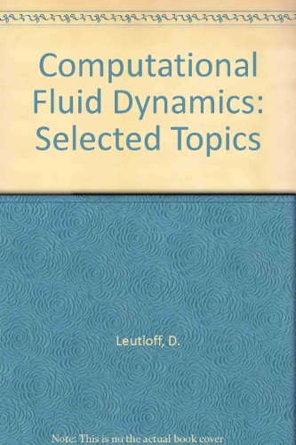 9780387587578: Computational Fluid Dynamics: Selected Topics