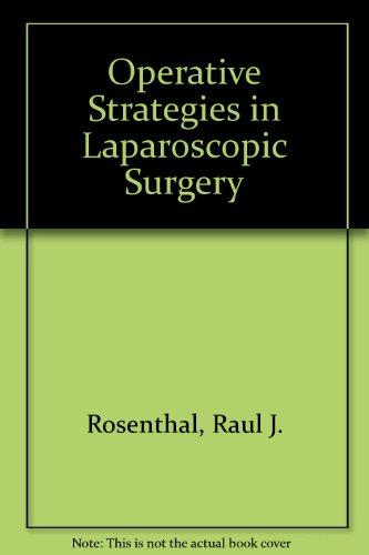 9780387592145: Operative Strategies in Laparoscopic Surgery