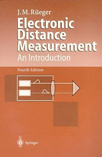 9780387611594: Electronic Distance Measurement: An Introduction