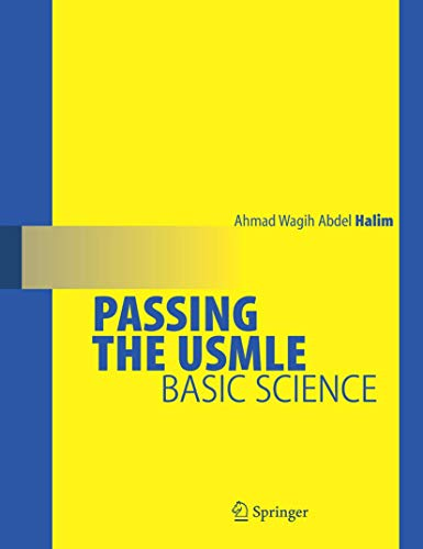 9780387689807: Passing the USMLE: Basic Science