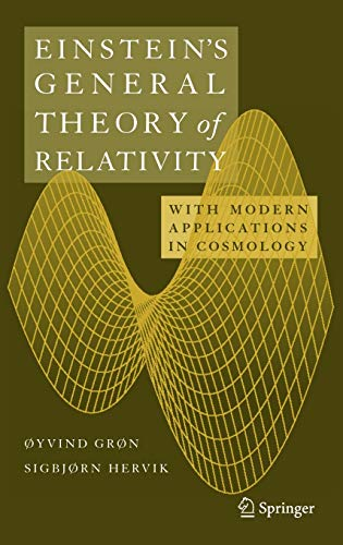 9780387691992: Einstein's General Theory of Relativity: With Modern Applications in Cosmology