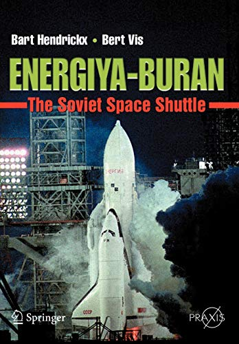 9780387698489: Energiya-Buran: The Soviet Space Shuttle (Springer Praxis Books)
