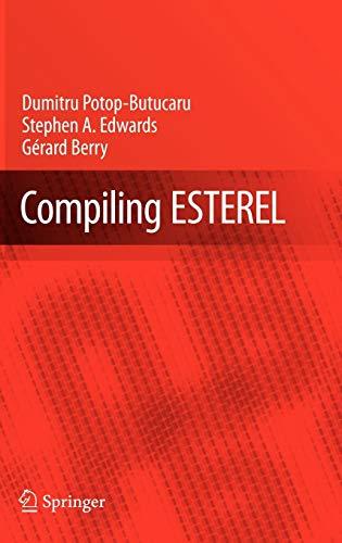 9780387706269: Compiling Esterel