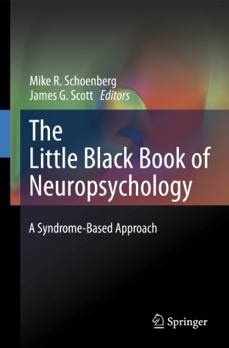 9780387707037: The Little Black Book of Neuropsychology: A Syndrome-Based Approach